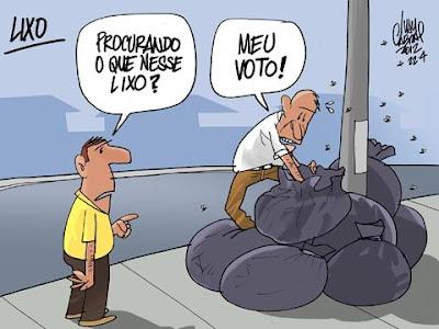 Voto nulo não anulaeleição!